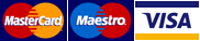 Britain Taxis Thame accepts Mastercard & VISA credit card and debit card payments